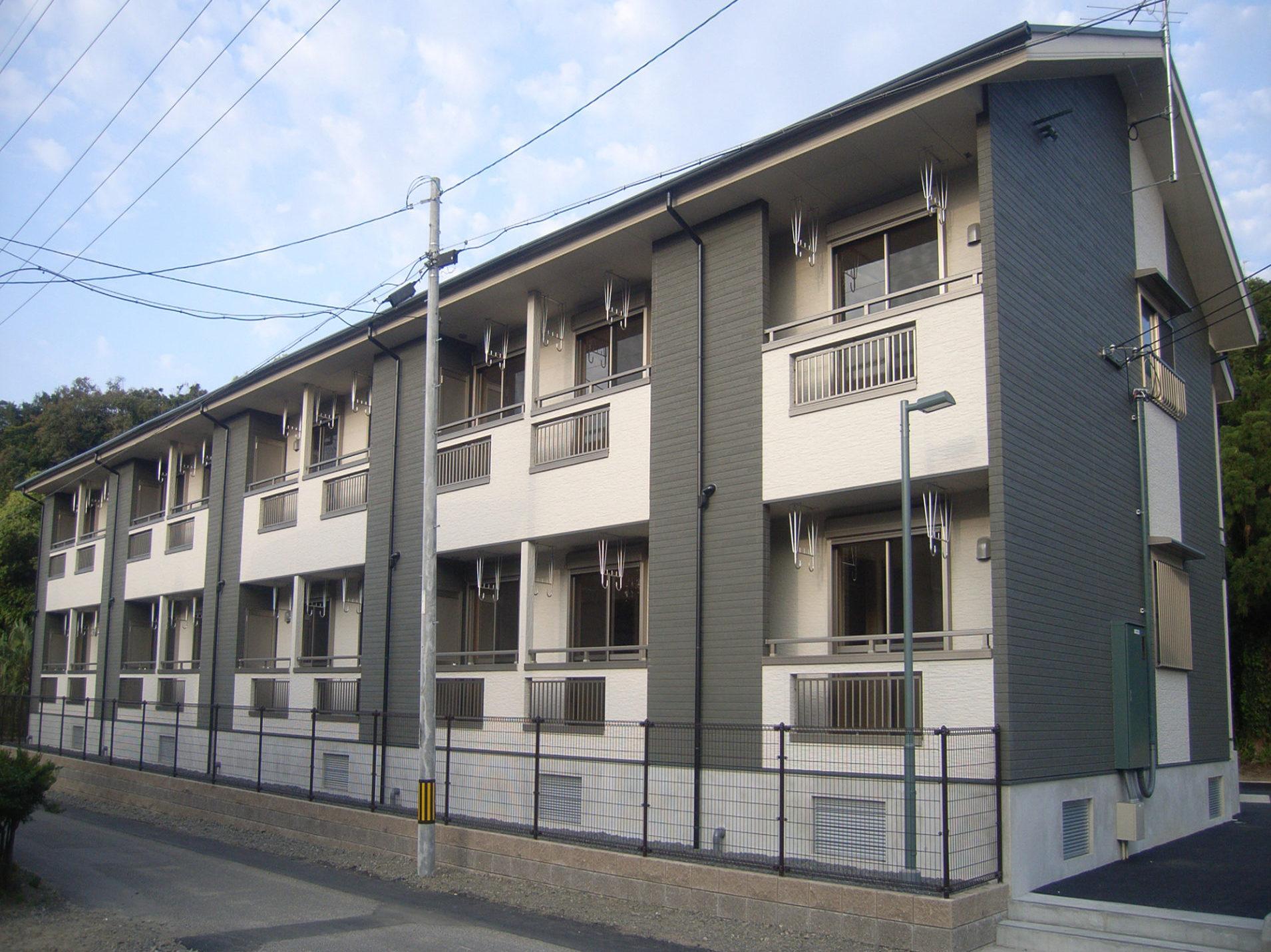 屋久島森林管理署共同宿舎 新築工事