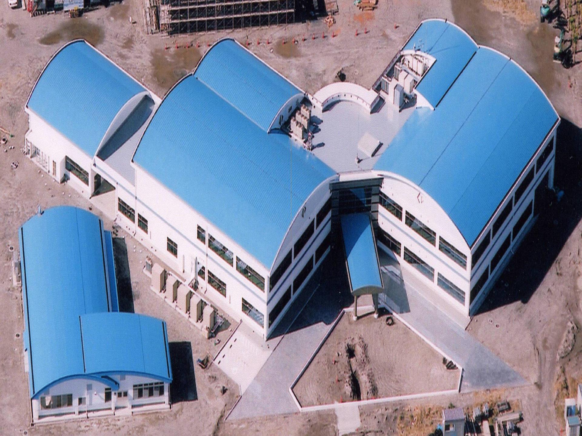 水産技術開発センター(仮称)新築本体工事(本館棟)