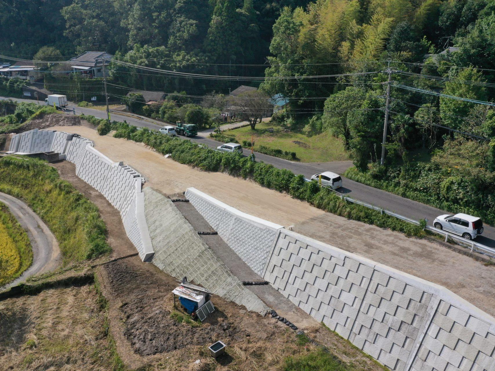 地方特定道路整備工事(0県債)(川上(2)工区)